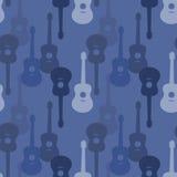 Music seamless pattern Stock Photos