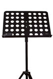 Music sheet stand Stock Image