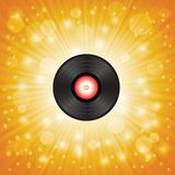 Music shellac Royalty Free Stock Photos