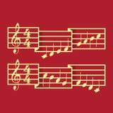 Music Signature Stock Photos