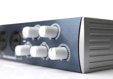 Music Sound module Stock Image