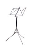 Music stand stock photos