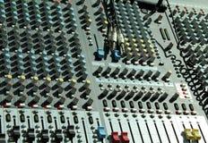Music studio equipment Royalty Free Stock Photo
