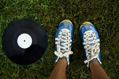 Music of the summer Royalty Free Stock Photo