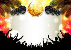 Music Summer Background - Vector Stock Photos