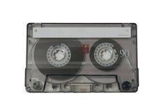 Free Music Tape Stock Images - 130724