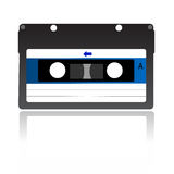 Music Tape Isolated Vector Royalty Free Stock Image