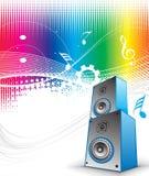 Music theme Stock Photography