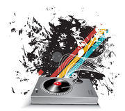 Music theme Royalty Free Stock Images