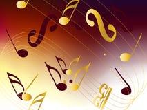 Music theme Royalty Free Stock Photos