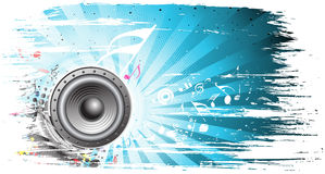 Music theme Stock Photo