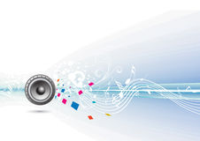 Music theme Royalty Free Stock Photography
