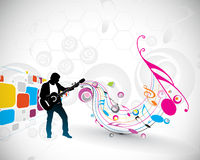 Music theme Stock Photography