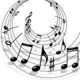 Music theme Royalty Free Stock Photo