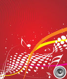 Music theme Royalty Free Stock Photos