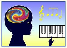 Music Therapy Stock Images