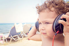 Music time Royalty Free Stock Image