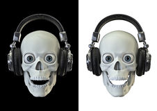 Music to wake the dead Stock Photos