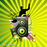 Music vector Stock Photo