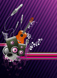 Music vector Stock Images
