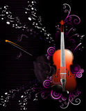 Music vector composition Stock Photo
