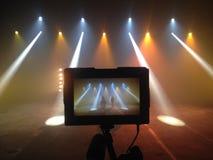 Music video Stock Photos