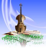 music of wind Royalty Free Stock Images