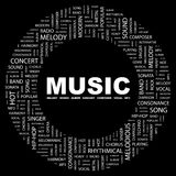 MUSIC Stock Photos