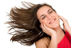 Music for your ears Stock Image