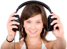 Music for your ears Royalty Free Stock Photography