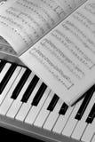 Musica Fotografie Stock