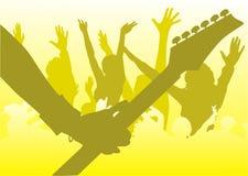 Musica Immagine Stock