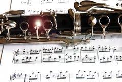 Musica classica Fotografie Stock Libere da Diritti