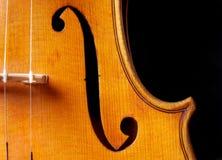 Musica del violino Immagini Stock Libere da Diritti