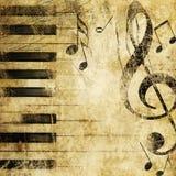 Musica di Grunge illustrazione vettoriale