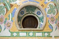 Musica di teatro del biglietto Barcellona Fotografia Stock