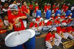 Musica etnica Fotografia Stock