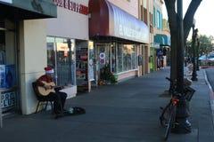 Musica, passione e libertà, centro commerciale della valle un'occhiata fotografie stock