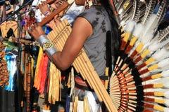 Musica sudamericana natale Fotografie Stock