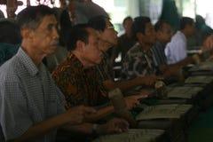 Musica tradizionale Immagine Stock