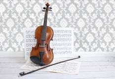 Musical art. Stock Image