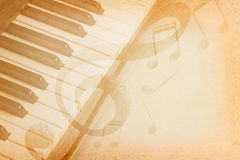 Musical background royalty free stock images