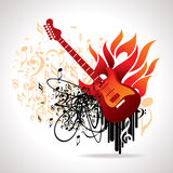 Musical background for music event design. Abstract musical background for music event design royalty free illustration