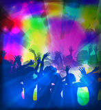 Musical background Royalty Free Stock Photo
