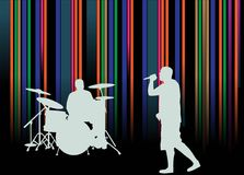 Musical band Royalty Free Stock Image