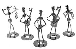 Musical Band Stock Images