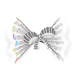 Musical bow Royalty Free Stock Images