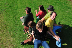 Free Musical Chairs Royalty Free Stock Image - 6254886