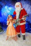 Musical christmas Royalty Free Stock Photography