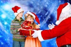 Musical christmas Stock Image